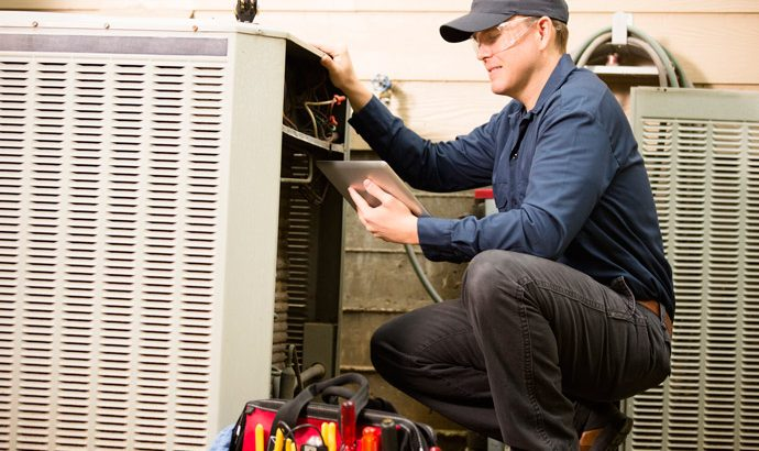 Routine maintenance keeps your AC in great shape